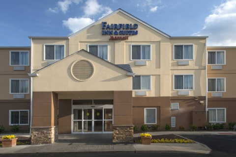 Fairfield Inn & Suites Indianapolis Airport, IN 46241