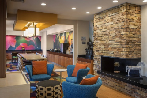 Fairfield Inn & Suites Indianapolis Airport, IN 46241 near Indianapolis International Airport View Point 9