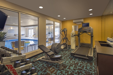 Fairfield Inn & Suites Indianapolis Airport, IN 46241 near Indianapolis International Airport View Point 7