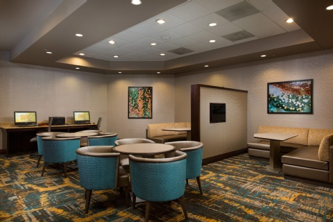 Residence Inn by Marriott Kansas City Airport, MO 64153 near Kansas City International Airport View Point 24