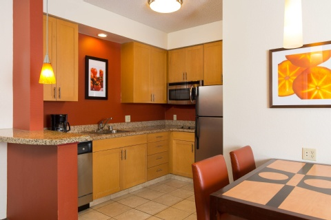 Residence Inn by Marriott Kansas City Airport, MO 64153 near Kansas City International Airport View Point 3