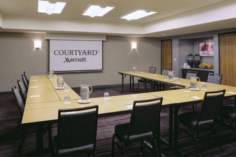 Courtyard by Marriott Kansas City Airport, MO 64153 near Kansas City International Airport View Point 25