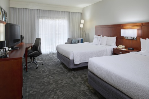 Courtyard by Marriott Kansas City Airport, MO 64153 near Kansas City International Airport View Point 11