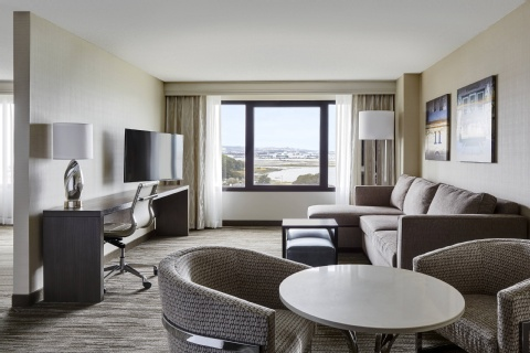 San Francisco Airport Marriott Waterfront, CA 94010 near San Francisco International Airport View Point 9