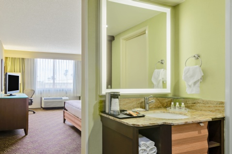 Holiday Inn San Jose - Silicon Valley, CA 95112 near Norman Y. Mineta San Jose Intl Airport View Point 24