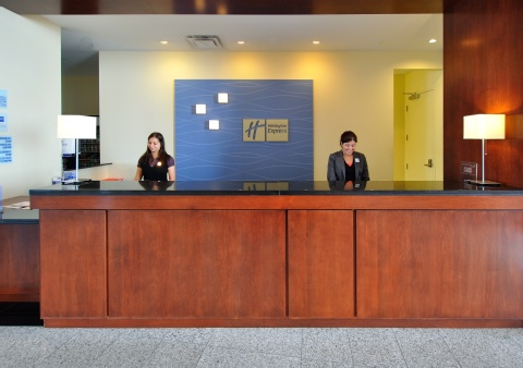 Holiday Inn Express & Suites Montreal Airport, QC H8T 1A6 near Montreal-Pierre Elliott Trudeau Int. Airport View Point 20