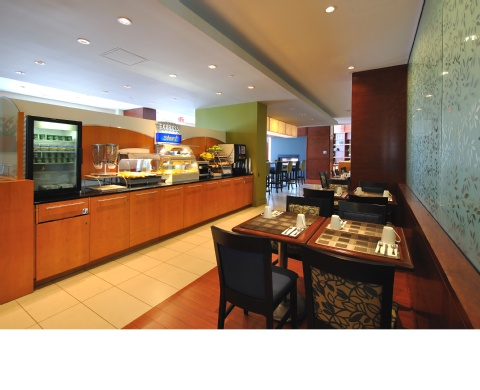 Holiday Inn Express & Suites Montreal Airport, QC H8T 1A6 near Montreal-Pierre Elliott Trudeau Int. Airport View Point 16