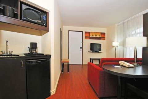 Holiday Inn Express & Suites Montreal Airport, QC H8T 1A6 near Montreal-Pierre Elliott Trudeau Int. Airport View Point 8