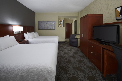 Courtyard by Marriott Montreal Airport, QC H4M 2Z5 near Montreal-Pierre Elliott Trudeau Int. Airport View Point 7