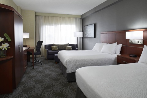 Courtyard by Marriott Montreal Airport, QC H4M 2Z5 near Montreal-Pierre Elliott Trudeau Int. Airport View Point 6