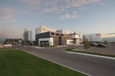 Residence Inn by Marriott Calgary Airport, AB T3J 4V8 near Calgary International Airport View Point 28