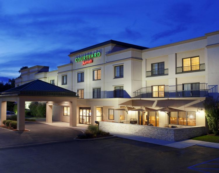 Courtyard by Marriott Albany Airport, NY 12205 near Albany International Airport View Point 4