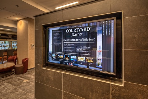 Courtyard by Marriott Dulles Airport Chantilly, VA 20171 near Washington Dulles International Airport View Point 21