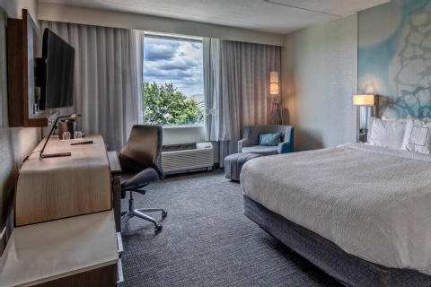 Courtyard by Marriott Dulles Airport Chantilly, VA 20171 near Washington Dulles International Airport View Point 8