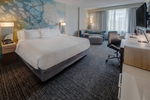Courtyard by Marriott Dulles Airport Chantilly, VA 20171 near Washington Dulles International Airport View Point 7