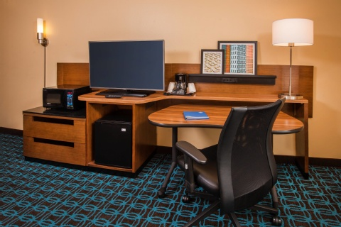 Fairfield Inn & Suites Dulles Airport Chantilly, VA 20151 near Washington Dulles International Airport View Point 7