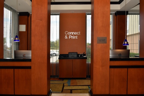 Fairfield Inn & Suites by Marriott Hartford Airport, CT 06096 near Bradley International Airport View Point 38