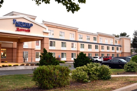 Fairfield Inn & Suites by Marriott Hartford Airport, CT 06096 near Bradley International Airport View Point 1