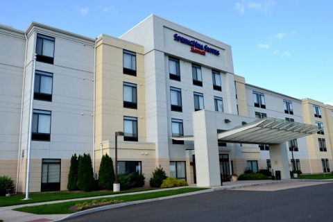 SpringHill Suites by Marriott Hartford Airport/Windsor Locks, CT 06096 near Bradley International Airport View Point 1