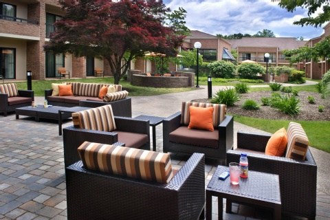 Courtyard by Marriott Hartford Windsor, CT 06095 near Bradley International Airport View Point 21
