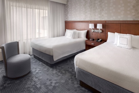 Courtyard by Marriott Hartford Windsor, CT 06095 near Bradley International Airport View Point 2