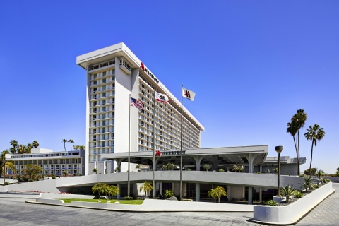 Los Angeles Airport Marriott, CA 90045 near Los Angeles International Airport View Point 1