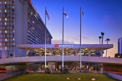 Los Angeles Airport Marriott, CA 90045 near Los Angeles International Airport View Point 40