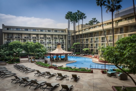 Los Angeles Airport Marriott, CA 90045 near Los Angeles International Airport View Point 24