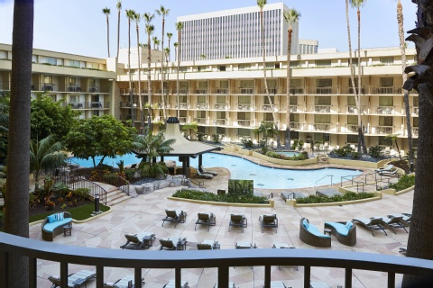 Los Angeles Airport Marriott, CA 90045 near Los Angeles International Airport View Point 9