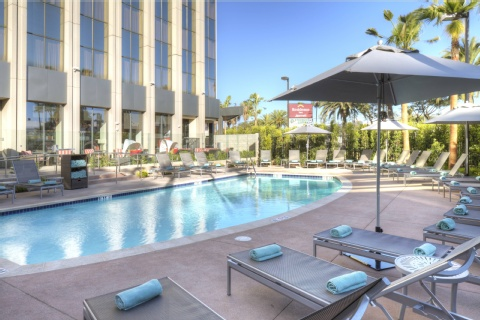 Residence Inn by Marriott Los Angeles LAX/Century Boulevard, CA 90045 near Los Angeles International Airport View Point 22