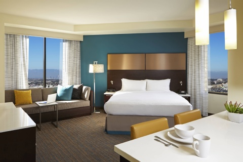 Residence Inn by Marriott Los Angeles LAX/Century Boulevard, CA 90045 near Los Angeles International Airport View Point 11