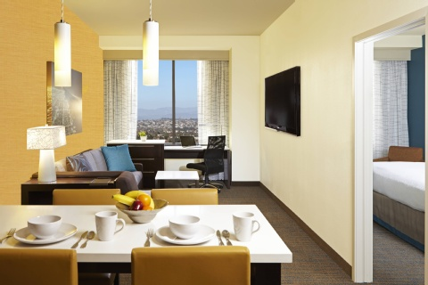 Residence Inn by Marriott Los Angeles LAX/Century Boulevard, CA 90045 near Los Angeles International Airport View Point 9