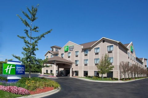 Holiday Inn Express Hotel and Suites Belleville, MI 48111 near Detroit Metropolitan Wayne County Airport View Point 1