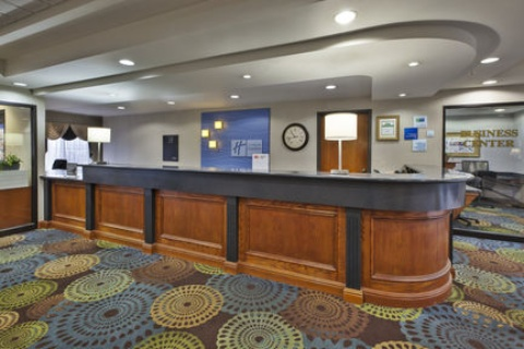 Holiday Inn Express Hotel and Suites Belleville, MI 48111 near Detroit Metropolitan Wayne County Airport View Point 40