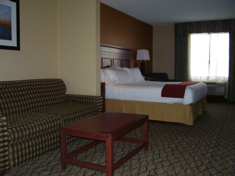 Holiday Inn Express Hotel and Suites Belleville, MI 48111 near Detroit Metropolitan Wayne County Airport View Point 35