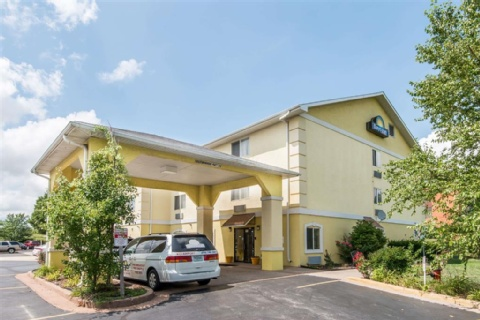 Days Inn by Wyndham Kansas City International Airport, MO 64153 near Kansas City International Airport View Point 1