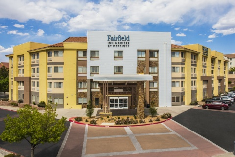 Fairfield Inn & Suites Albuquerque Airport , NM 87106