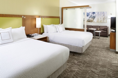 SpringHill Suites by Marriott Houston Intercontinental Airport, TX 77032 near George Bush Intercontinental Airport View Point 9