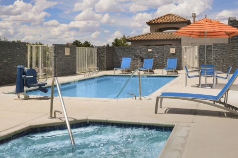 TownePlace Suites by Marriott Albuquerque Airport, NM 87106 near Albuquerque International Sunport View Point 20