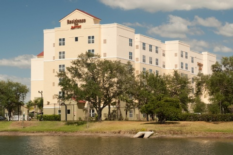 Residence Inn by Marriott Orlando Airport, FL 32822 near Orlando International Airport View Point 1