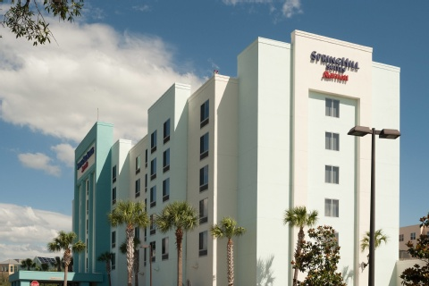 SpringHill Suites by Marriott Orlando Airport, FL 32822 near Orlando International Airport View Point 24