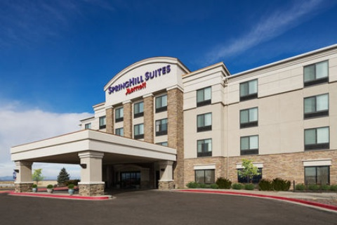 Springhill Suites Denver Airport Denver Co Den Airport Park Sleep