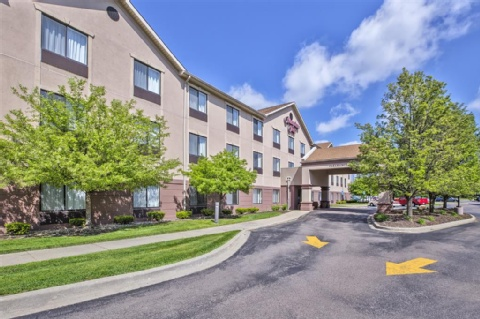 Hampton Inn Detroit/Belleville-Airport