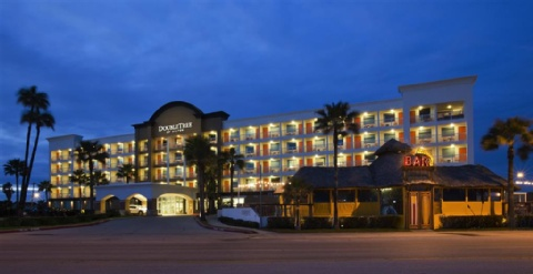 DOUBLETREE BY HILTON GALVESTON, TX 77551 near Scholes International Airport View Point 1