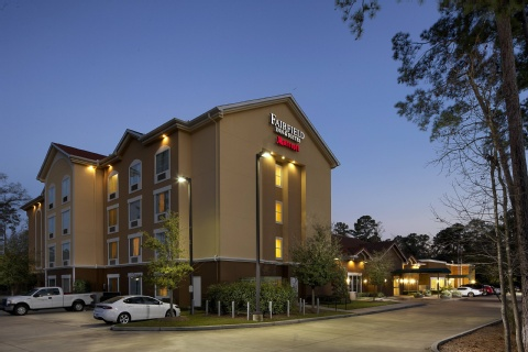 FAIRFIELD INN N STES MARRIOTT, TX 77032 near George Bush Intercontinental Airport View Point 1