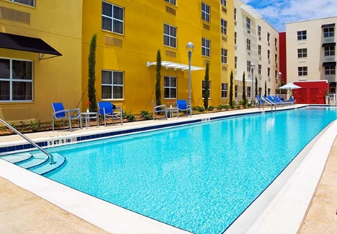 TownePlace Suites by Marriott Tampa Westshore/Airport, FL 33607 near Tampa International Airport View Point 13