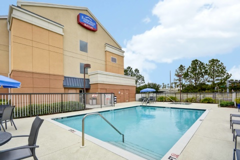Fairfield Inn & Suites Tampa Fairgrounds/Casino, FL 33619 near Tampa International Airport View Point 16