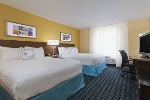 Fairfield Inn & Suites by Marriott Tampa Brandon, FL 33619 near  View Point 7