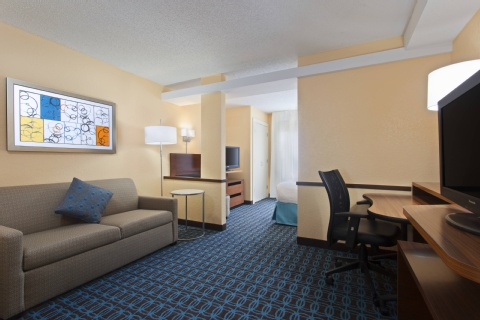 Fairfield Inn & Suites by Marriott Tampa Brandon, FL 33619 near  View Point 2