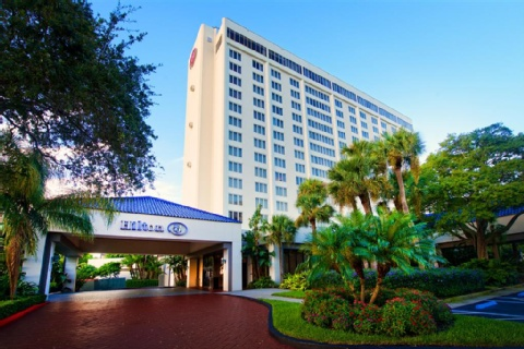 Hilton St. Petersburg Bayfront, FL 33701 near Tampa International Airport View Point 1